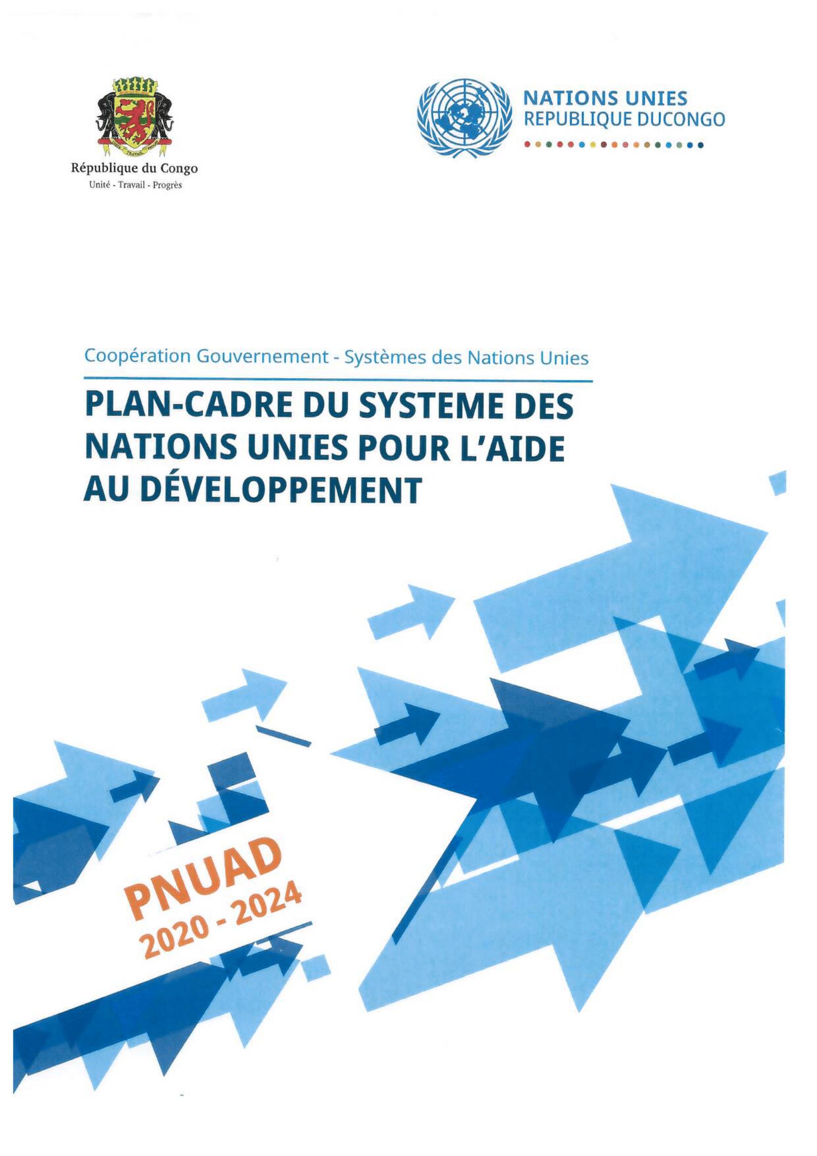 Plan-cadre du système des Nations Unies pour l'aide au développement 2020-2024