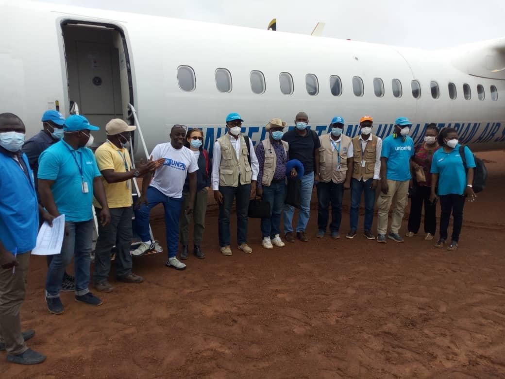 Mission conjointe de l'UNCT dans la Likouala