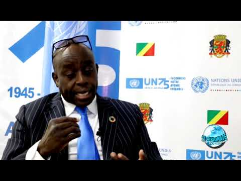 Chris Mburu, 75 ANS DE L'ONU QUEL BILAN POUR LE CONGO